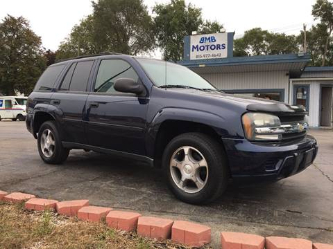 2007 Chevrolet TrailBlazer for sale at BMB Motors in Rockford IL