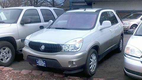 2005 Buick Rendezvous for sale at BMB Motors in Rockford IL