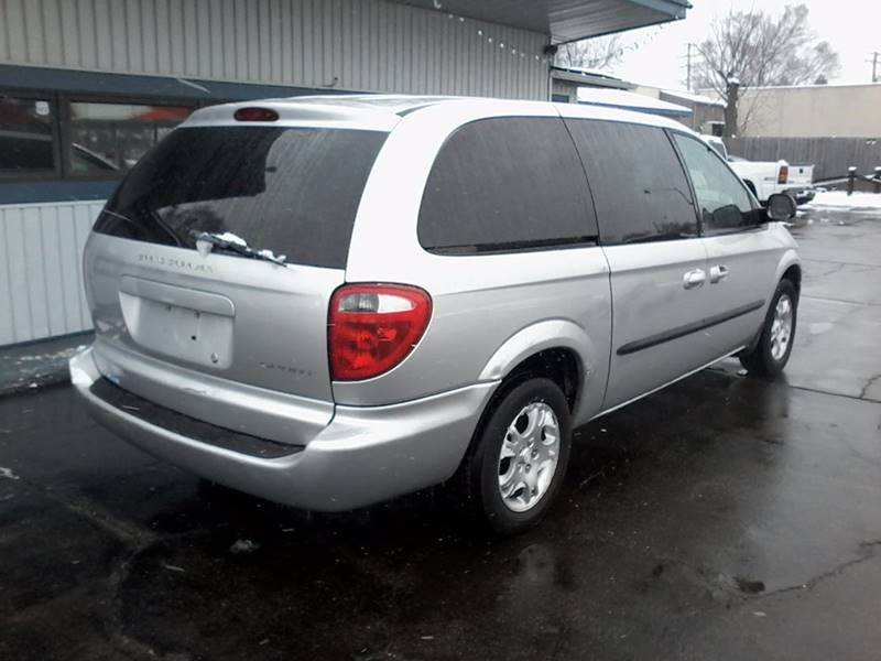 2003 Dodge Grand Caravan for sale at BMB Motors in Rockford IL