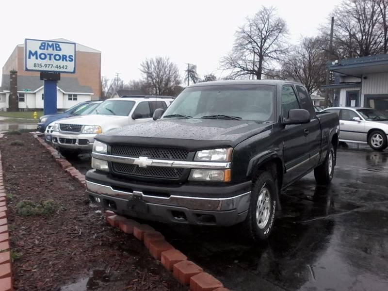 2003 Chevrolet Silverado 1500 for sale at BMB Motors in Rockford IL