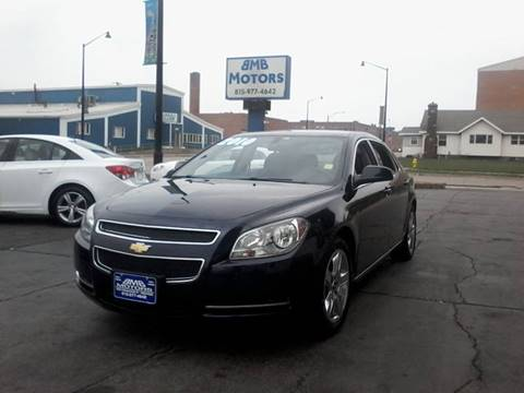 2010 Chevrolet Malibu for sale at BMB Motors in Rockford IL