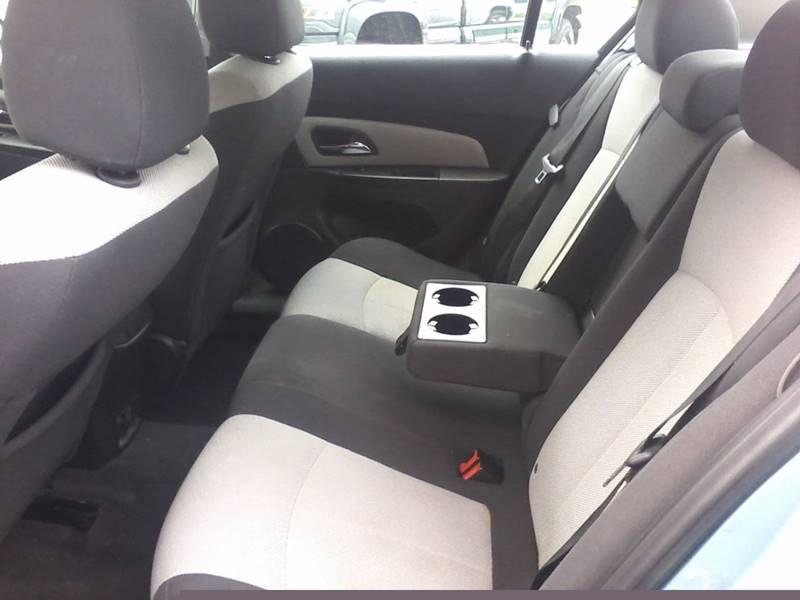 2011 Chevrolet Cruze for sale at BMB Motors in Rockford IL