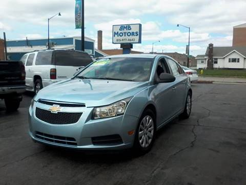 2011 Chevrolet Cruze for sale at BMB Motors in Rockford IL