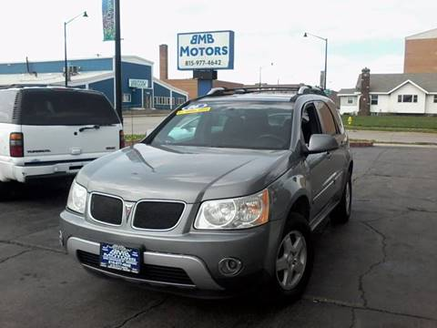 2006 Pontiac Torrent for sale at BMB Motors in Rockford IL