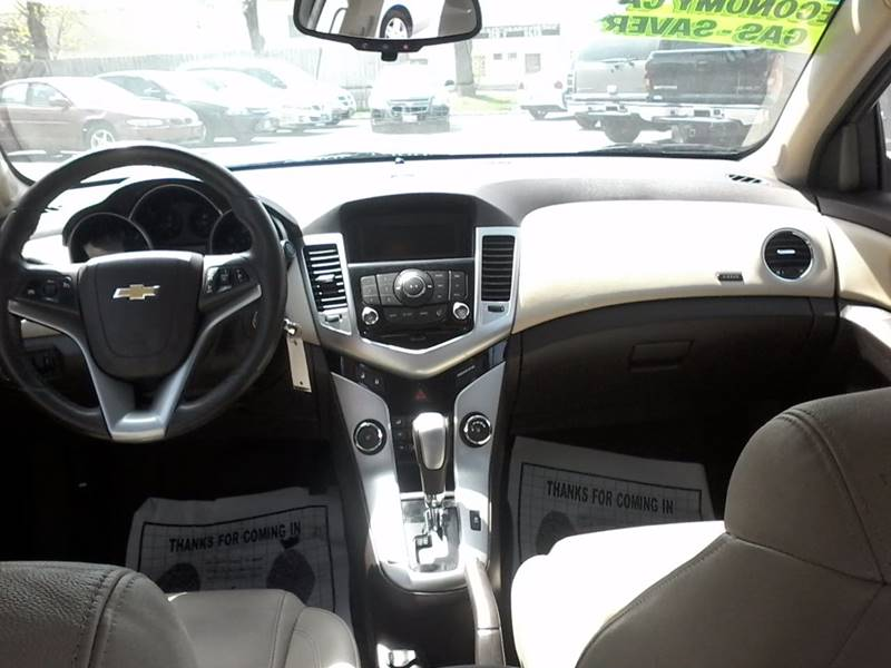 2012 Chevrolet Cruze for sale at BMB Motors in Rockford IL