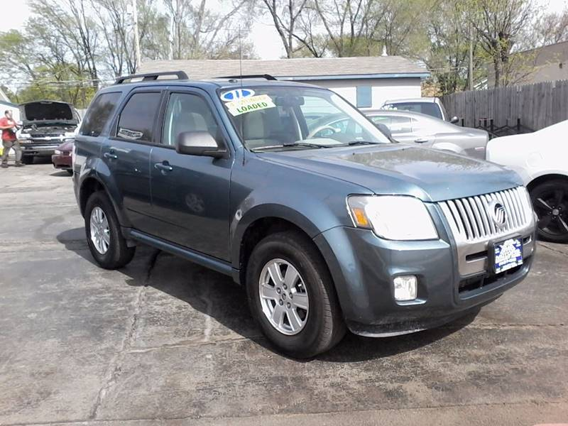 2011 Mercury Mariner for sale at BMB Motors in Rockford IL