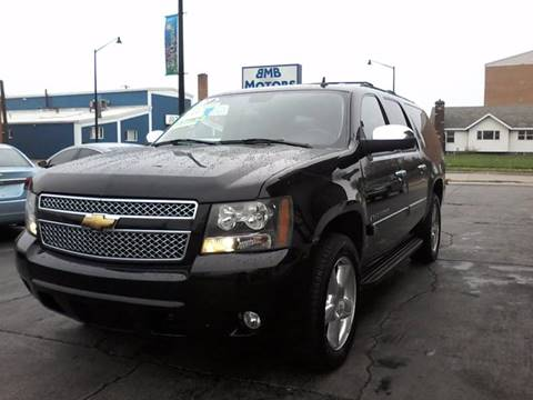 2007 Chevrolet Suburban for sale at BMB Motors in Rockford IL