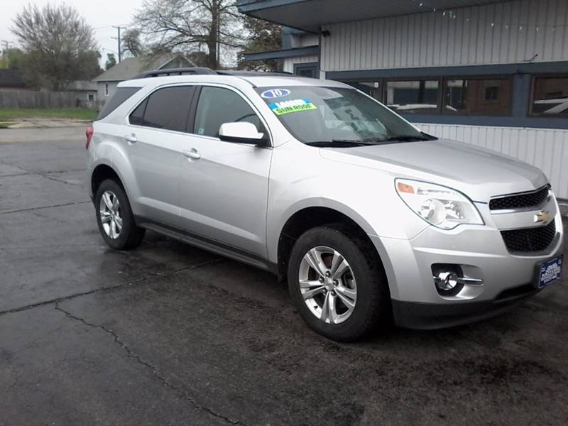 2010 Chevrolet Equinox for sale at BMB Motors in Rockford IL