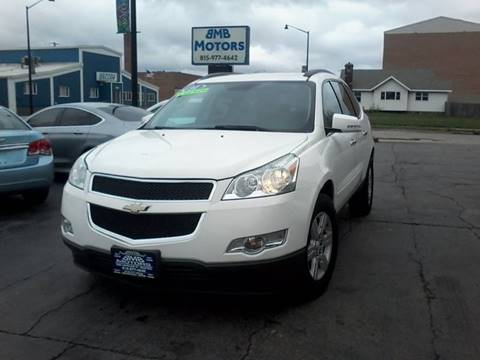 2011 Chevrolet Traverse for sale at BMB Motors in Rockford IL
