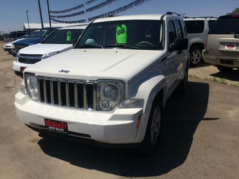2008 Jeep Liberty for sale at Broadway Auto Sales in South Sioux City NE