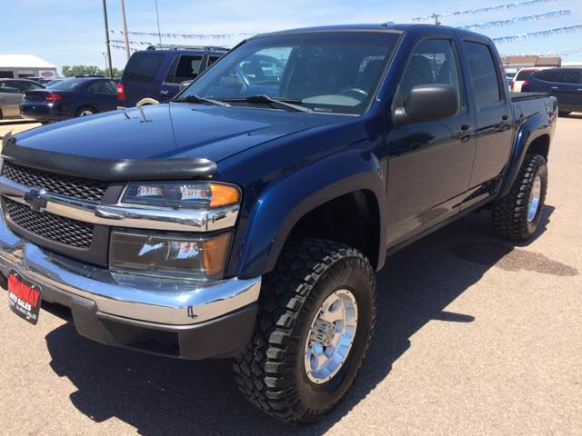 2004 Chevrolet Colorado for sale at Broadway Auto Sales in South Sioux City NE