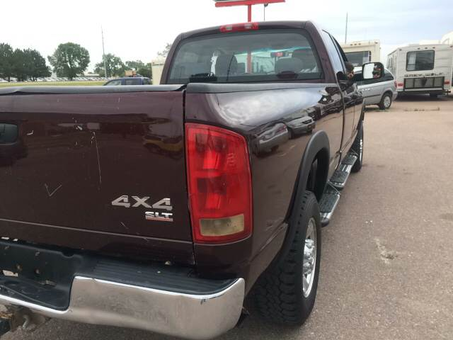 2004 Dodge Ram Pickup 2500 for sale at Broadway Auto Sales in South Sioux City NE