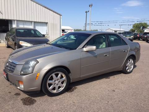 2003 Cadillac CTS for sale at Broadway Auto Sales in South Sioux City NE