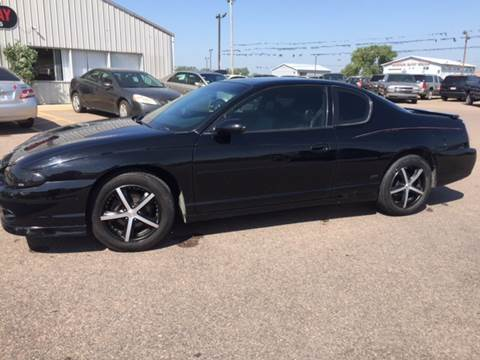 2000 Chevrolet Monte Carlo for sale at Broadway Auto Sales in South Sioux City NE