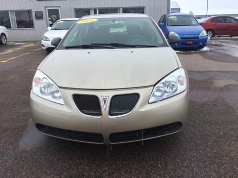2006 Pontiac G6 for sale at Broadway Auto Sales in South Sioux City NE