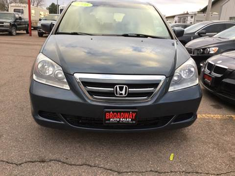 2005 Honda Odyssey for sale in South Sioux City, NE