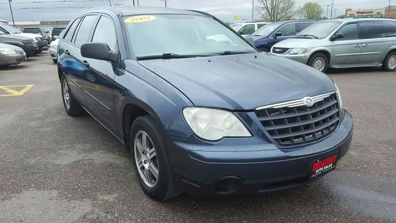 2007 Chrysler Pacifica for sale at Broadway Auto Sales in South Sioux City NE