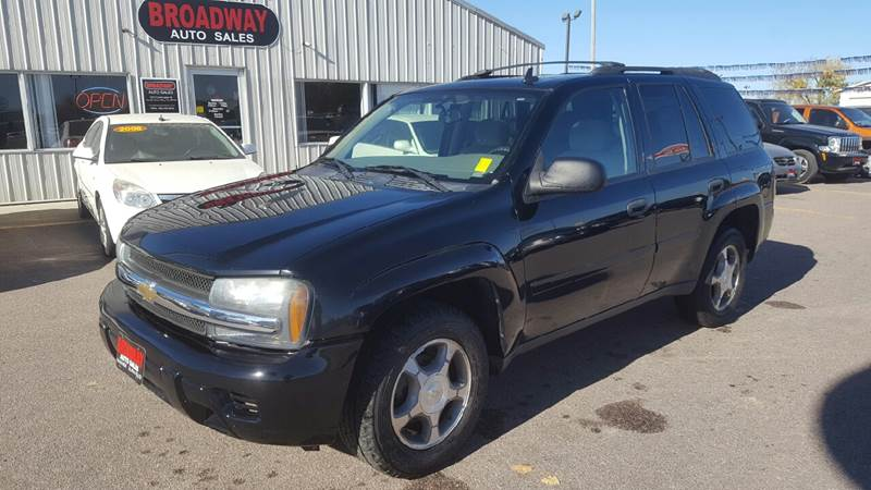 2007 Chevrolet TrailBlazer for sale at Broadway Auto Sales in South Sioux City NE