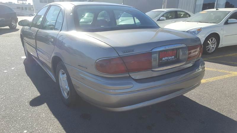 2000 Buick LeSabre for sale at Broadway Auto Sales in South Sioux City NE