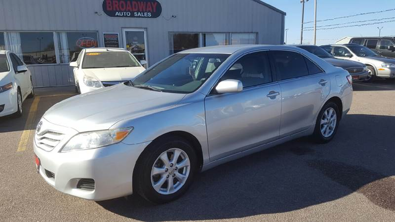 2011 Toyota Camry for sale at Broadway Auto Sales in South Sioux City NE