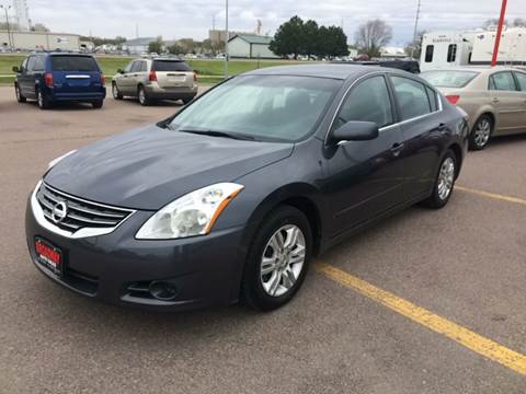 2012 Nissan Altima for sale at Broadway Auto Sales in South Sioux City NE