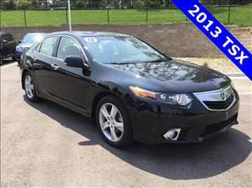 2013 Acura TSX for sale in Kansas City, MO