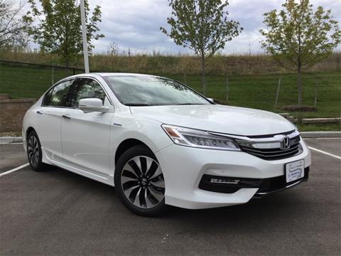 2017 Honda Accord Hybrid for sale in Kansas City, MO