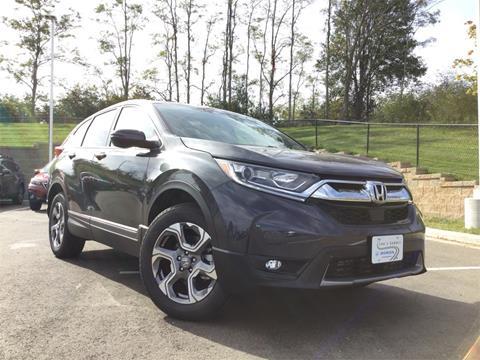 2017 Honda CR-V for sale in Kansas City, MO