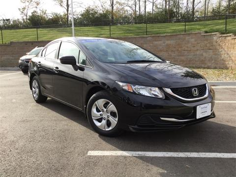 2015 Honda Civic for sale in Kansas City, MO