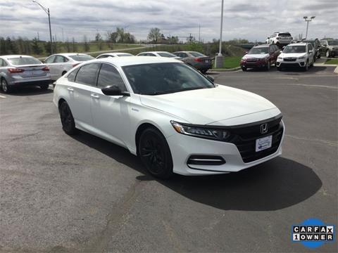 2018 Honda Accord Hybrid for sale in Kansas City, MO