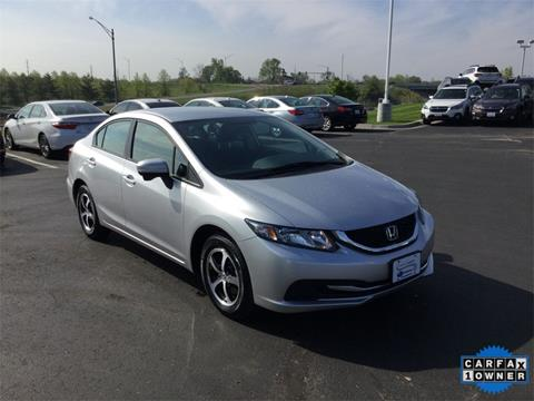 2015 Honda Civic for sale in Kansas City, MO