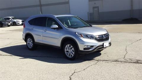 Honda Kansas City >> 2015 Honda Cr V For Sale In Kansas City Mo