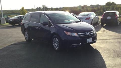 2016 Honda Odyssey for sale in Kansas City, MO