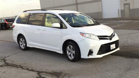 2018 Toyota Sienna for sale in Kansas City, MO