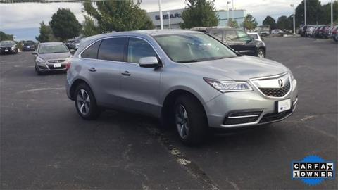 2016 Acura MDX for sale in Kansas City, MO