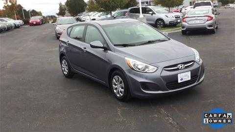 2017 Hyundai Accent for sale in Kansas City, MO