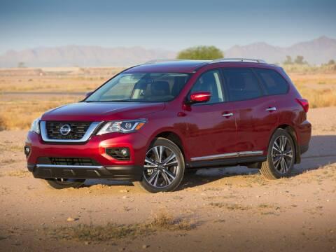 2019 Nissan Pathfinder SL for sale at KC CAR DEALER REVIEWS in Kansas City MO