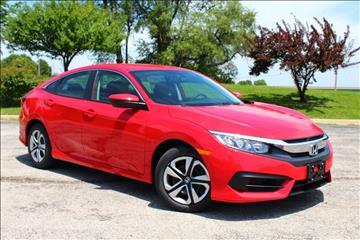 2016 Honda Civic for sale in Kansas City, MO