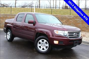 2013 Honda Ridgeline for sale in Lees Summit, MO