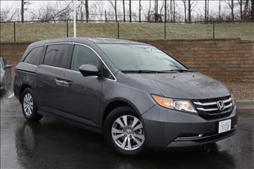 2017 Honda Odyssey for sale in Kansas City, MO