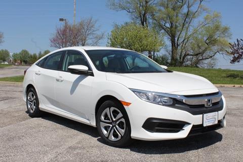 2017 Honda Civic for sale in Kansas City, MO