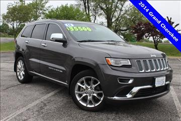 2014 Jeep Grand Cherokee for sale in Kansas City, MO
