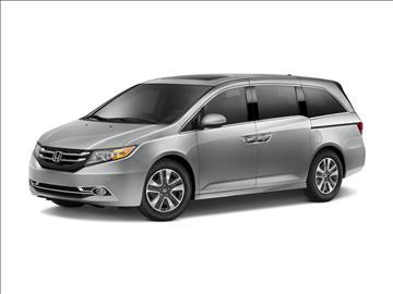2017 Honda Odyssey for sale in Kansas City, MO