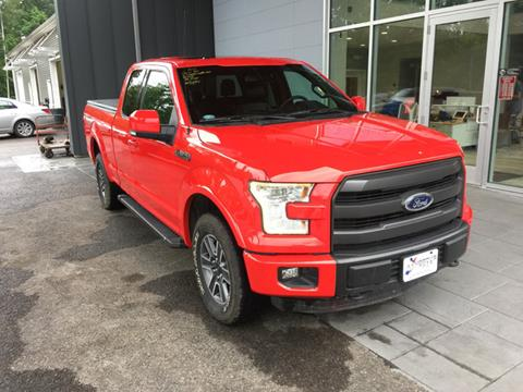 2015 Ford F-150 for sale in Milton, VT