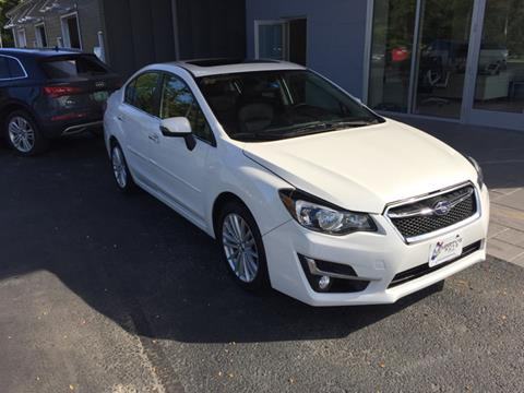 2015 Subaru Impreza for sale in Milton, VT