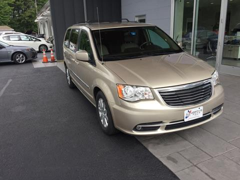 2014 Chrysler Town and Country for sale in Milton, VT