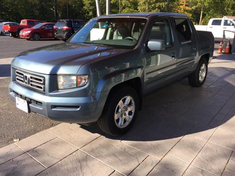 2008 Honda Ridgeline for sale in Milton, VT
