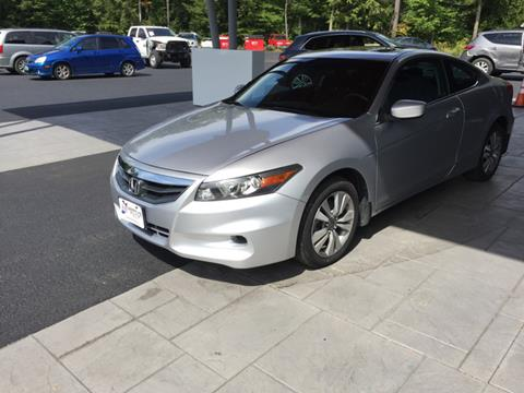 2012 Honda Accord for sale in Milton, VT