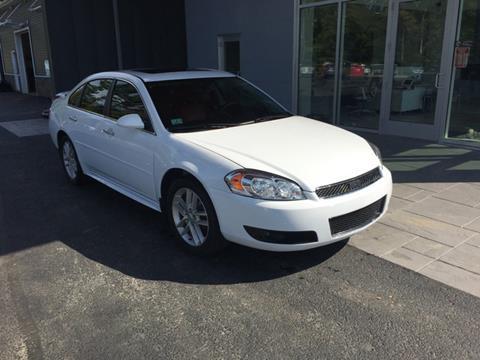 2013 Chevrolet Impala for sale in Milton, VT