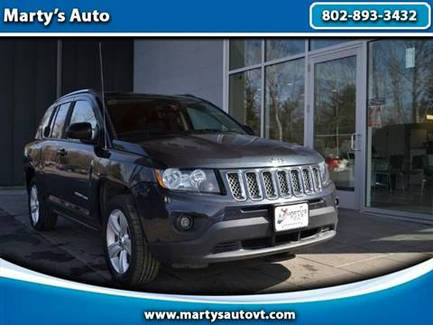 2015 Jeep Compass for sale in Milton, VT
